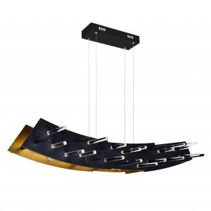 Gondola 2-Light Chandelier