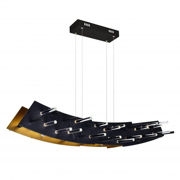 Gondola 2-Light Chandelier