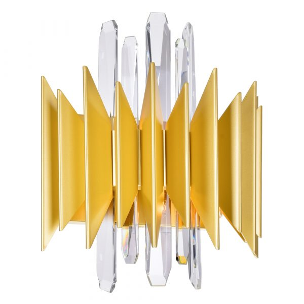 Cityscape 5-Light Wall Sconce