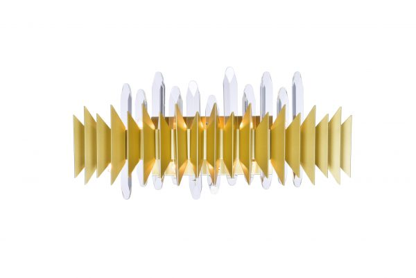 Cityscape 7-Light Wall Sconce