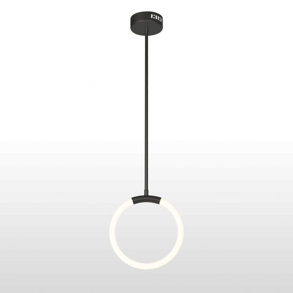 Hoops 1-Light Pendant